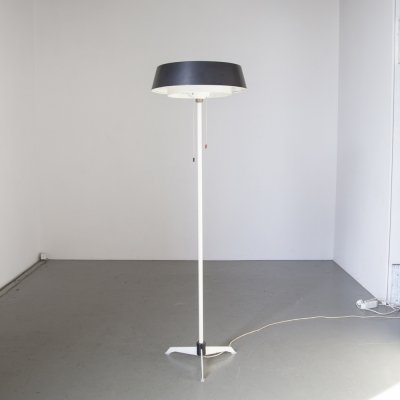 ST 7128/A floor lamp by Niek Hiemstra for Hiemstra Evolux, 1960s