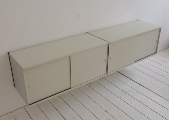 Wall hanging sideboard '606' by Dieter Rams