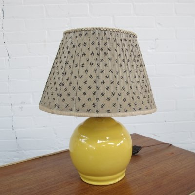 Model 1362 table lamp by Eskaf