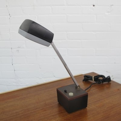 Nanbu President NA-206 desk lamp, Japan 1970s