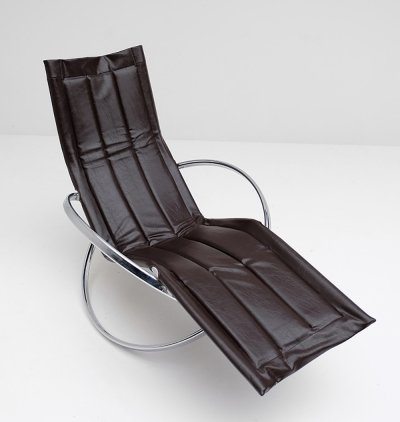 Roger Lecal Jet Star lounge chair, 1970s