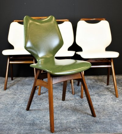 4 x Vintage chair, 1960s