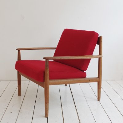Model 118 arm chair by Grete Jalk for France & Son, 1960s