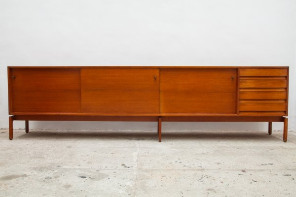 Large vintage sideboard by Jos de Mey for Van Den Berghe Pauvers