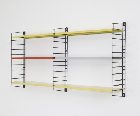 Wall unit by A. Dekker & D. Dekker for Tomado, 1950s