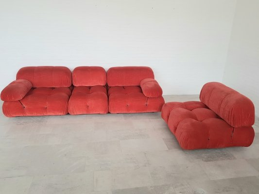 Early edition Camaleonda sofa by Mario Bellini, 1971