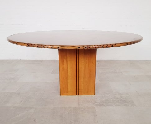 Africa dining table by Scarpa for Maxalto, 1970s