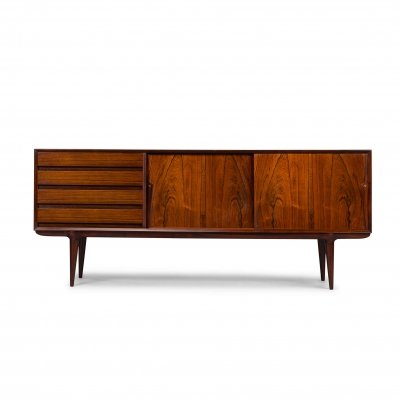 Sideboard Model 18 in Rosewood by Gunni Omann for Omann Jun, 1960s