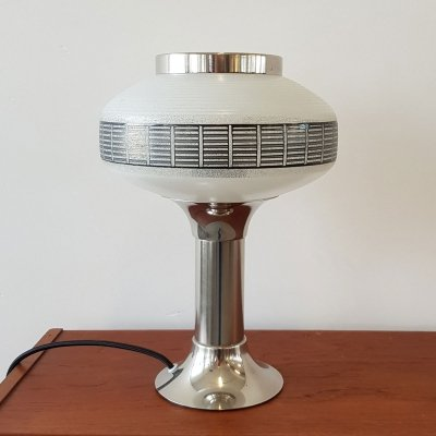Danish desk lamp, 1950s