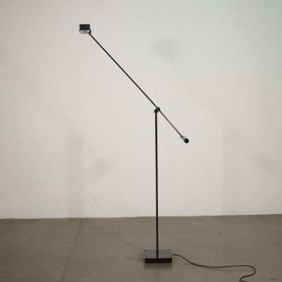 Samurai floor lamp by Sigheaki Asahara for Stilnovo, 1980s
