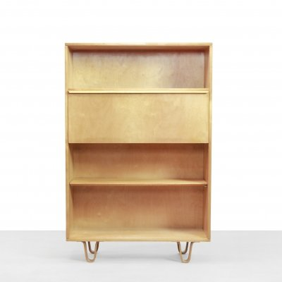 Pastoe Birch series secretaire model BB04 by Cees Braakman