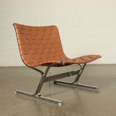 PLR 1 Lounge Chair by Ross Littell for ICF