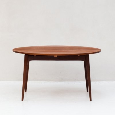Dining table by Louis van Teeffelen for Wébé, 1960s