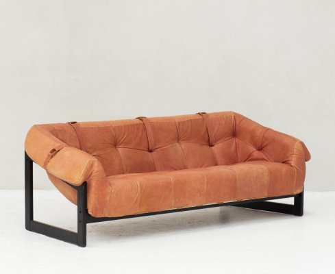 Percival Lafer sofa, 1960s