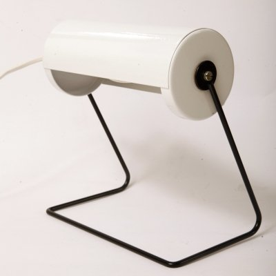 Metal Desk Lamp from Polam Suwałki, 1990s