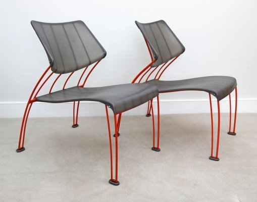 Pair of PS Hasslo Chairs by Monika Mulder for Ikea, 1990s