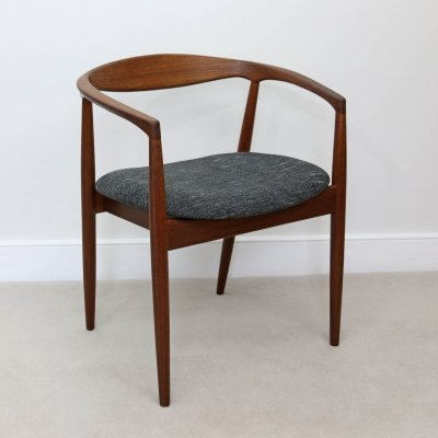 Danish 'Troja' Chair by Kai Kristiansen, 1960s