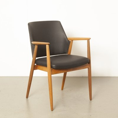 3 x vintage dining chair, 1960s