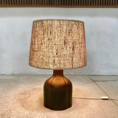 German Ceramic Table Lamp by Rosenthal Studio Line, 1960s