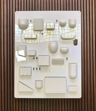 Early Edition UtenSilo I Wall Unit by Dorothee Maurer-Becker for M Design, 1970s