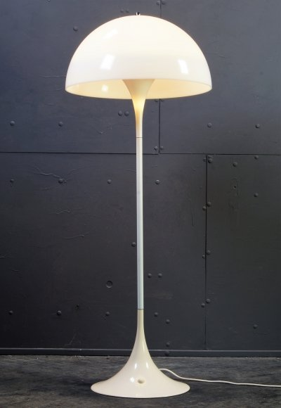 Phantella floorlamp by Verner Panton for Louis Poulsen, 1960s