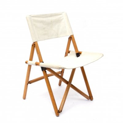 Zanotta 'Navy' Folding Chair by Sergio Asti, 1969