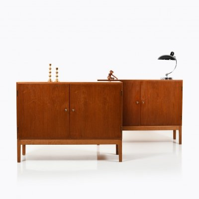 Pair of Danish Cabinets/Sideboards by Borge Mogensen for FDB Møbler