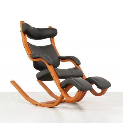 Gravity Balans lounge chair by Peter Opsvik for Stokke, 1980s