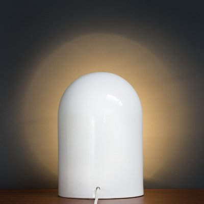 Ceramic table lamp by Marcello Cuneo for Gabbianelli, 1970s