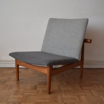 Finn Juhl Model 137 Japan Chair for France & Son