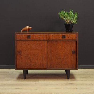 Rosewood cabinet, 1960s
