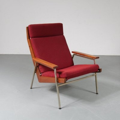 Dutch easy chair by Rob Parry for Gelderland, 1960s