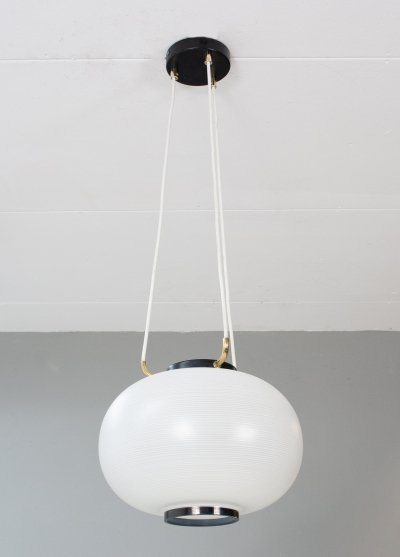 Hanging lamp by Bruno Gatta for Stilnovo, 1960s