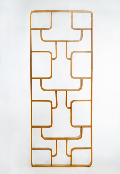 Mid-Century Room Divider by Ludvik Volak for Drevopodnik Holesov, 1960s