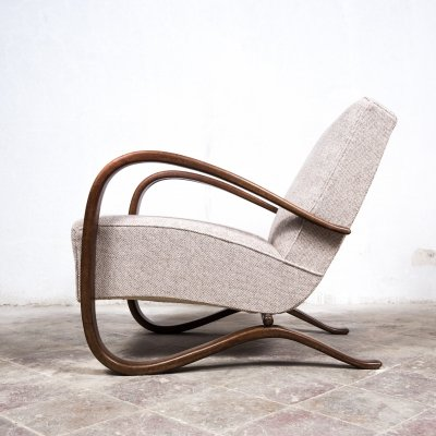 Halabala H269 Arm Chair, 1930s