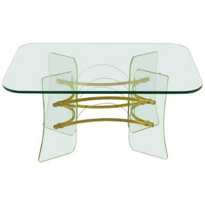 Coffee table by Pietro Chiesa for Fontana Arte