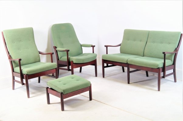Lounge set by Farstrup Denmark, 1990s
