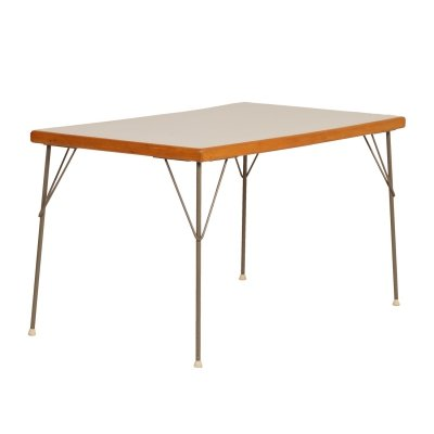 Dining Table model 531 by Wim Rietveld & André Cordemeyer for Gispen, 1950s