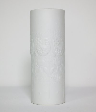 Biscuit vase by Bjørn Wiinblad for Rosenthal, 1970s