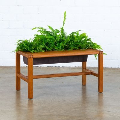 Planter side table, 1970s