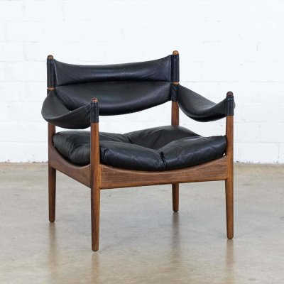 Modus lounge chair by Kristian Vedel for Søren Willadsen, 1960s
