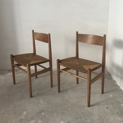 2 x CH36 dining chair by Hans Wegner for Carl Hansen & Søn, 1960s