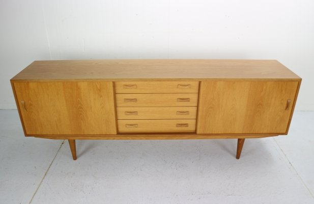 Danish Design Oak Sideboard by Clausen & Søn, 1960s