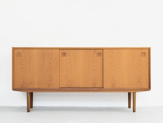 Midcentury Danish sideboard in oak by Skovby, 1960s