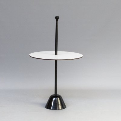 70s Achille Castiglioni 'servomuto' side table for Zanotta