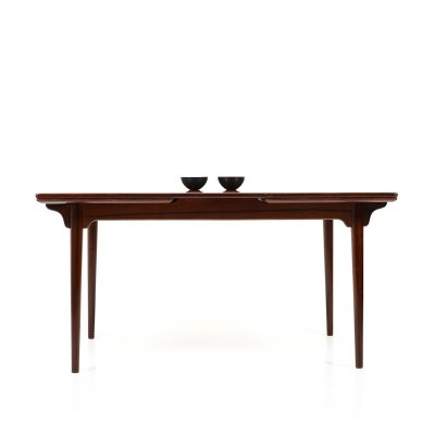 Mid Century Danish Dining Table by Gunni Omann, 1950s
