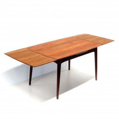 Vintage extendable dining table, 1960s