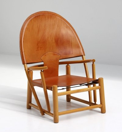 Rare Hoop chair by Piero Palange & Werther Toffoloni for Germa Italy