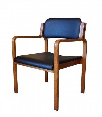 Dining chair for Dřevopodnik Holešov, 1960s
