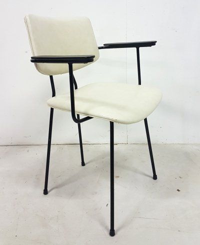 Mid century arm chair by W. Gispen for Kembo, Netherlands 1960s